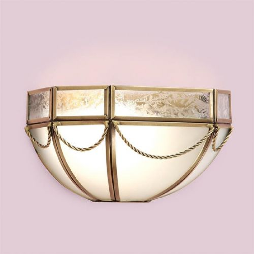 Russel Wall Light (Art Deco, Modern Classic, Traditional, Wall Lamp) SN01W